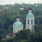 церковь в Лукьяново 13